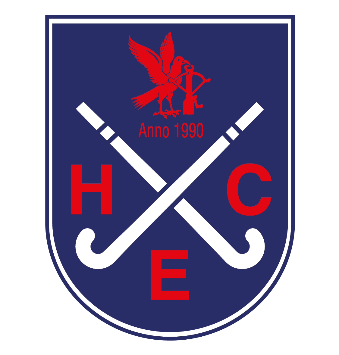 Club logo wit